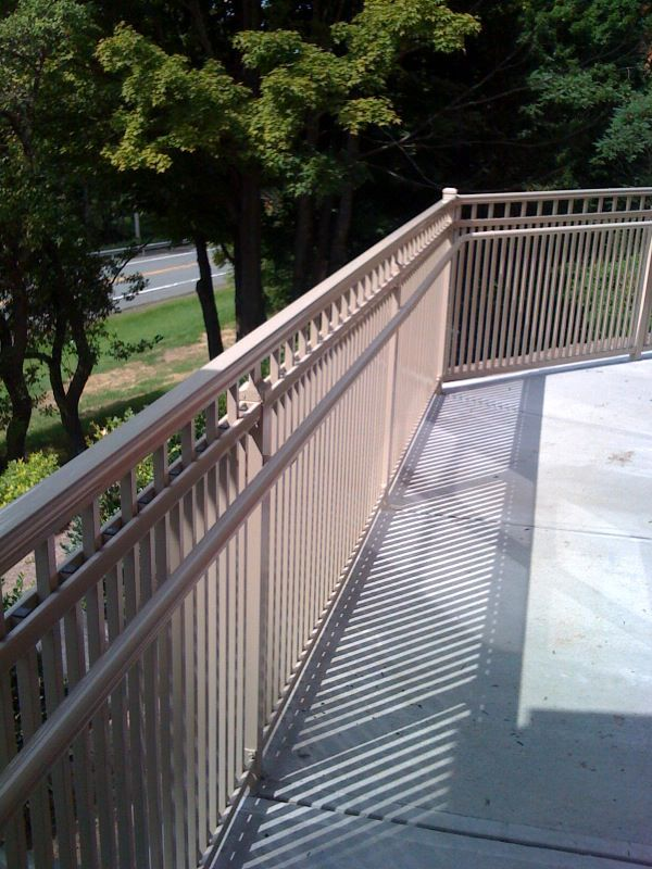 Custom Railings Installationketcham Fence