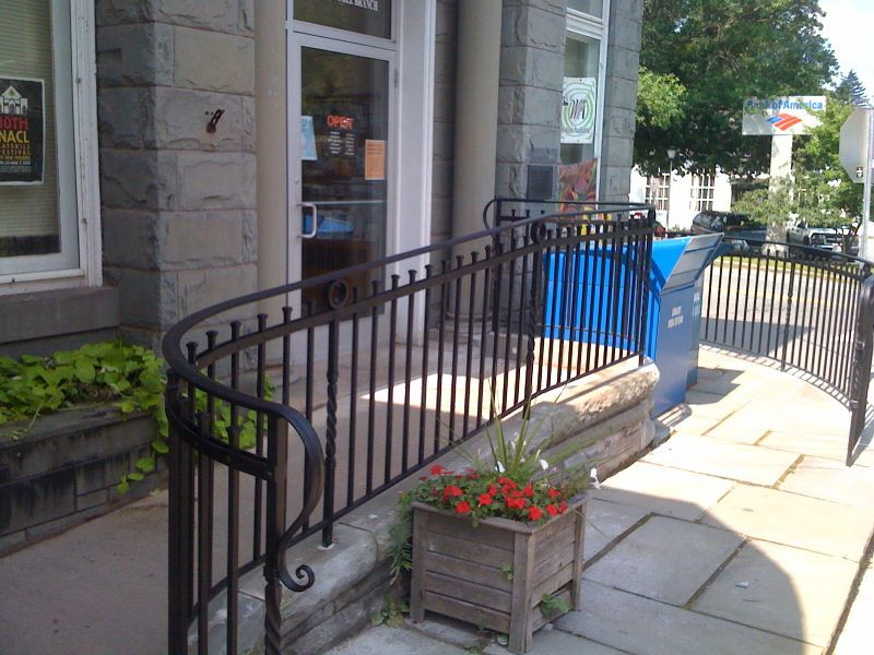 Custom Railings Installationketcham Fence