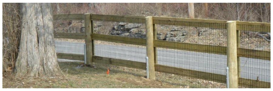 Animal Containment Fence