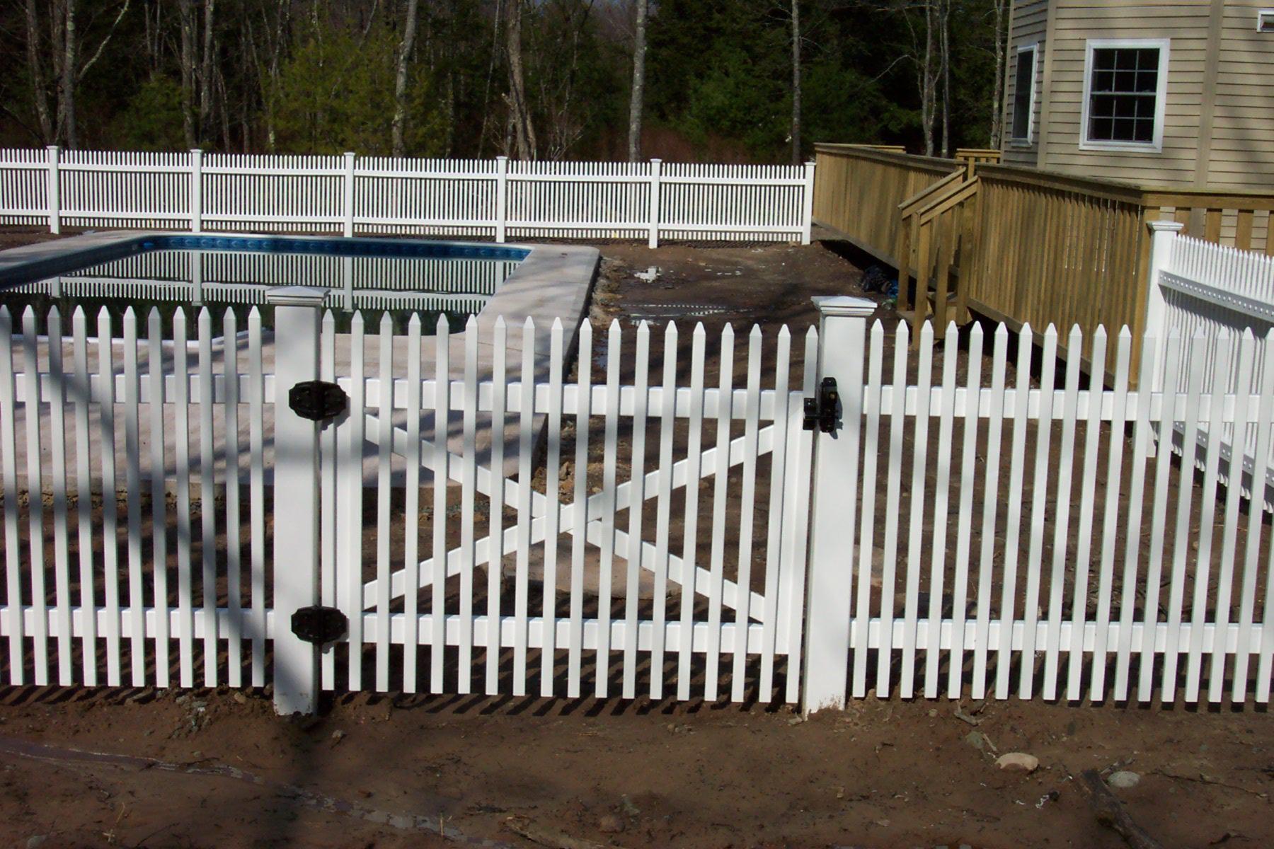 Vinyl Fence Ketcham Fenceketcham Fence