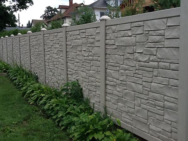 Vinyl Privacy Fence Ideas