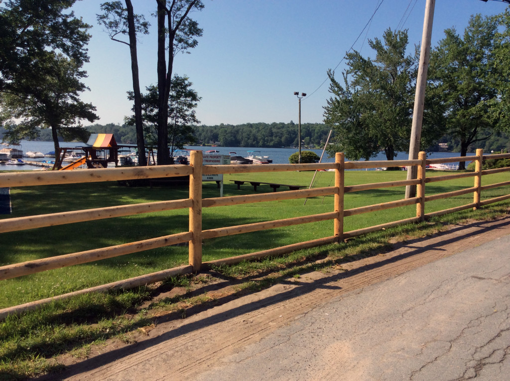 Picking the right fencing material depends on your needs